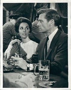 Actor Mel Ferrer Dana Wynter Bob Hope Presents Chrysler Theater Wire Photo in Collectibles, Photographic Images, Vintage & Antique (Pre-1940) | eBay
