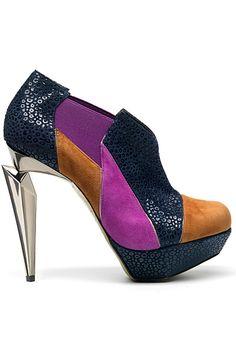 Gaspard Yurkievich - Shoes - 2013 Fall-Winter