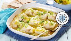 Fresh Rolls, Good Food, Frisk, Soup, Chicken, Ethnic Recipes, November, November Born, Soups
