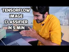 """""""Build a TensorFlow Image Classifier in 5 Min"""" - llSourcell. Posted by www.EurekaKing.com"""