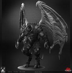 Andrzej Marszalek - Alastor King (Painkiller game)