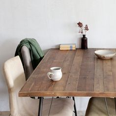 Dining Table, Rustic, Living Room, Antiques, Design, Furniture, Objects, Rooms, Home Decor
