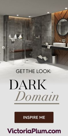For all those who love a darker style interior, we've come up with the perfect look for you. Appealing to the more discerning type of person, Dark Domain is all about creating a place to retreat to, where one can enjoy the finer things in life and indulge in some well-earned rest and relaxation.