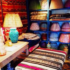 CarolinaIrvingtextiles:  Just left the shop yesterday and there is already new stock today. Second visit to Irving & Morrison in order! #irvingandmorrison #redlohhouse #london #carolinairving #pennymorrison #textiles #interiordecor #shopping #thegasworks #indiantextiles #carolinairvingtextiles #lampshades #indiansilk #lamps #pillows #ottomans #kilims #portugese #ceramics #homedecorshop #design