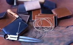 Hellbrand Leatherworks makes awesome stuff