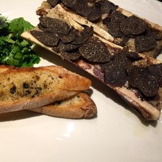 Rockpool Bar & Grill | CROWN PERTH Great Eastern Highway, Burswood | Wagyu bone marrow with shaved black Truffle and toast Black Truffle, Bone Marrow, Rock Pools, Bar Grill, Perth, Truffles, Shaving, Steak, Grilling