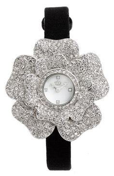 juicy couture watch, $295.   I also need this one.
