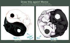 draw this again meme by nevaeh-lee.deviantart.com