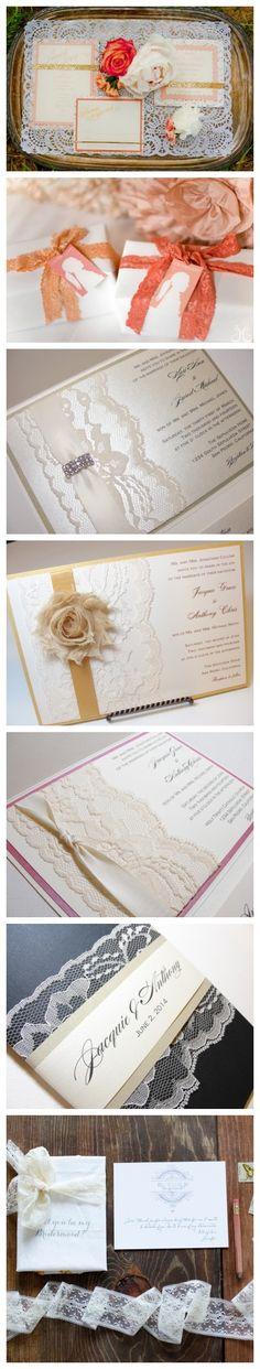 Spitze-Hochzeitseinladungen optimalkarten.blogspot.jp/2013/07/elegante-spitze-hochzeitseinladungen.html