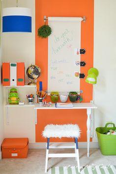 IHeart Organizing: UHeart Organizing: The Ultimate Homework Zone for Kids