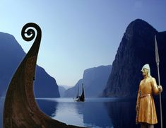 Viikingit Most Beautiful Wallpaper, World's Most Beautiful, Norwegian Vikings, Norway Viking, Norway Fjords, Viking Age, Background Images, Denmark, Scenery