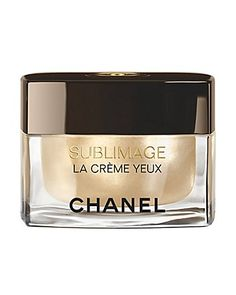 CHANEL Sublimage La Crème Yeux. A most lovely gift to give and receive.