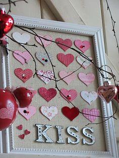valentine art.