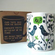Birds Te? Mug