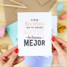 Mr Wonderful cards
