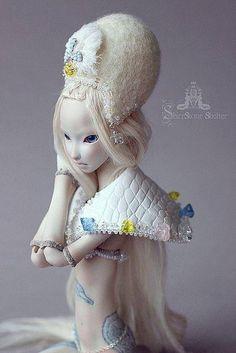 Art doll by Olydoll