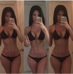 I want this body I want to look this good!!!!!
