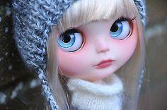 OOAK Custom Blythe Doll - POPPY - Customized by Zuzana D. | eBay
