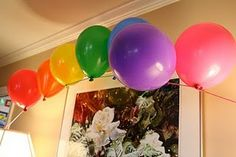 Rainbow Party Ideas rainbow-things