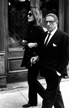 Jackie and Onassis