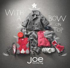 Joe Fresh Gift Guide on Behance