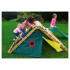 Plum My First Play Centre Wooden Climbing Frame