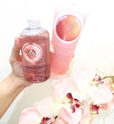 The invigorating Pink Grapefruit bodycare range is packed with citrus oil from cold-pressed pink grapefruit seeds.