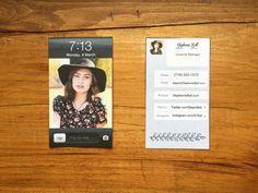 Splittable business card template by jamesandjonesdigital on etsy iphone inspired business card template by jamesandjonesdigital wajeb Choice Image