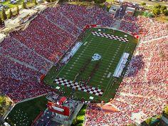 Fresno State....Bulldog Stadium