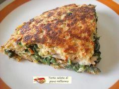 Torta salata di pane raffermo | Pane & Tulipani Strudel, Frittata, Antipasto, Lasagna, Buffet, Good Food, Food And Drink, Baking, Breakfast