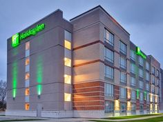 Sarnia (ON) Holiday Inn Sarnia Hotel & Conference Centre Canada, North America Holiday Inn Sarnia Hotel & Conference Centre is a popular choice amongst travelers in Sarnia (ON), whether exploring or just passing through. Offering a variety of facilities and services, the hotel provides all you need for a good night's sleep. Free Wi-Fi in all rooms, 24-hour front desk, facilities for disabled guests, room service, family room are just some of the facilities on offer. Each guest...