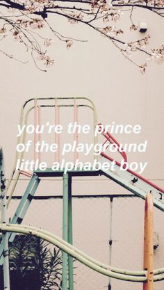 Alphabet Boy // Melanie <3 Martinez