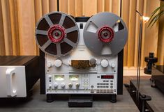 New Ultima4 Reel-to-Reel at THE Show 2018. https://audio-head.com/mbl-and-uha-two-of-our-favorite-letter-combinations-the-show-2018/