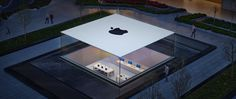Impresionante AppleStore en Zurlu Center (Estambul)