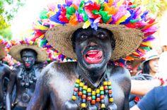 Son de negro at Carnival in Colombia