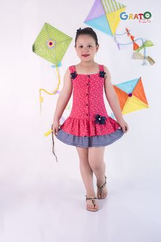 – Home Decorating Simple Dress For Girl, Dress For Girl Child, Cute Little Girl Dresses, Little Girl Outfits, Kids Outfits Girls, Baby Girl Dresses, Cute Little Girls, Baby Dress Patterns, Baby Clothes Patterns