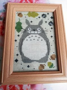 Finished my Totoro pattern!  Pattern available here ^-^