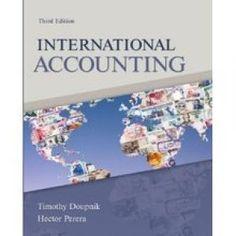 download full solution manual for international accounting 7th rh pinterest com Manual Billing System Desk Manual