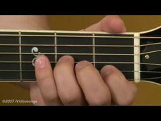 Common Fingerpicking Patterns Part 1 - YouTube