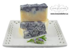 J'Adore- Natural Cold Process Soap