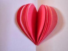 Corazones para todos los gustos | http://papelisimo.es/corazones-para-todos-los-gustos/