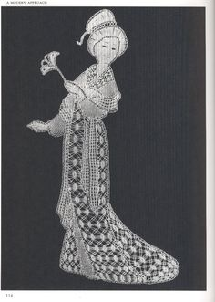 Album Archive - milanese lace an introduction