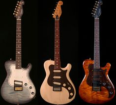 about Knaggs Guitars