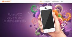 Diseño web de Planaso.com