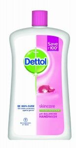 Dettol Liquid Soap Jar Skincare  900 ml
