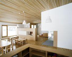 Stifter + Bachmann — Scuola materna e biblioteca a Predoi — Image 1 of 7 - Europaconcorsi