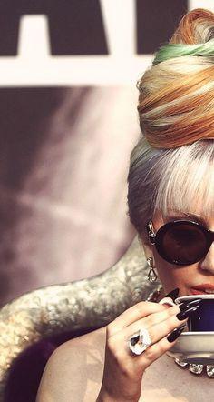 Lady Gaga #brilliant