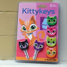 Where can I find these?!! I need these kitty key caps!
