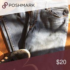 LOFT jeans curvy straight leg LOFT curvy straight leg jeans, lightly worn great condition!! Size 30/10 LOFT Jeans Straight Leg