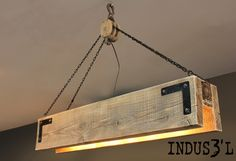 INDUS3'L - industrial - pendant lighting - montreal - Sueno Furniture & Accessories. very interesting